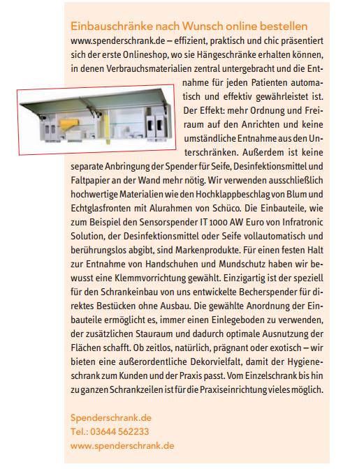 Artikel Oemus Verlag