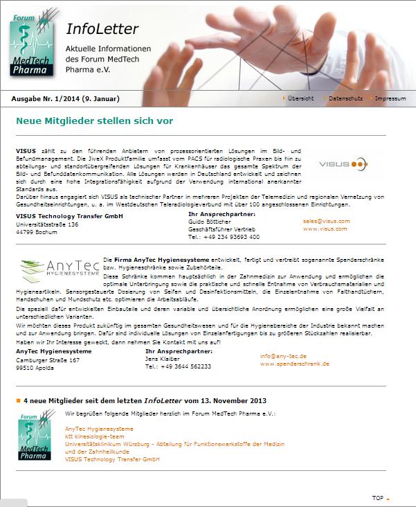 Forum MedTech Pharma
