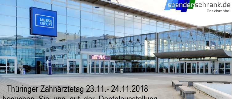 Thüringer Zahnärztetag Dentalmesse